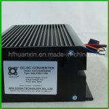 EV Ersatzteil-lokalisierter Typ Abwärts-DC/DC Konverter-Modell Hxdc-4812/400 48V zu 12V 400W für Golf-Karren imprägniern Konverter