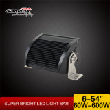 "Barra clara Offroad do diodo emissor de luz da fileira IP68 50 "" 540W dobro"