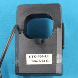 小型単一フェーズのスプリット・コアの変流器