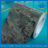 Vorgestrichener Alu-Zink Stahlring im Tarnung-Muster für verzieren Anwendung