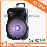 """디지털 Bluetooth 직업적인 트롤리 스피커 Karaoke 10 """" 12 """" 15 """" 18 """" 시끄러운 소리 Temeisheng/Kvg/Amaz 칼라 박스"""
