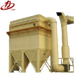 De industriële Collector van het Stof van de Apparatuur van de Filter van de Zak van de Impuls van het Bouwmateriaal