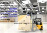 Sistema da câmera do Forklift com bloco da bateria recarregável