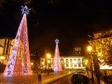 LED 5mのつくクリスマスのモチーフの木のクリスマスの装飾ライト