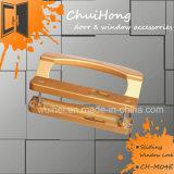 Serratura unica della finestra di scivolamento del nuovo zinco di stile e della maniglia di portello