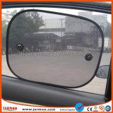 Zonnescherm van de Auto van de Reclame van het Af:drukken van de douane het Zwarte