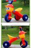 금속 접히는 아이 Trike 아기 운반대 세발자전거