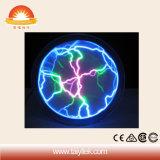 6 Zoll-elektrische Plasma-Platten-Kugel-Lampe für Weihnachtsdekoration