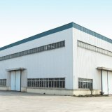 Magazzino d'acciaio pronto leggero della costruzione del tetto con i programmi