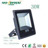 30W IP65 옥외 방수 LED 플러드 빛