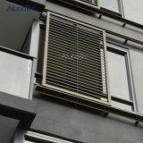 Het moderne Aangepaste Blind van de Aanplanting van het Aluminium Elgant