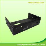 Progettare la timbratura per il cliente della cassetta di controllo del metallo del prodotto