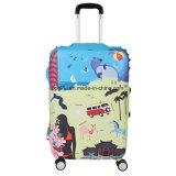 カスタマイズされた印刷された荷物袋カバースパンデックス旅行スーツケースの保護カバー