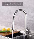 Edelstahl 304 Pullable Universaldrahtziehen-Küche-Hahn