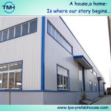 Edificios de la construcción de la estructura de acero para la industria