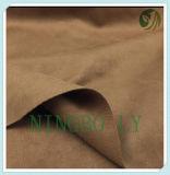 Tessuto di lavoro a maglia della pelle scamosciata del poliestere