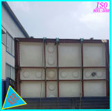 Cubic White SMC GRP FRP Storage Toilets Tank for Outside