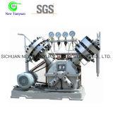 compresor de la membrana del diafragma del gas del helio de la capacidad 5nm3/H