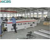 Изготовления кольцевания края Veneer PVC деревянные