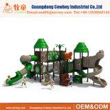 Design personnalisé pour les enfants de l'escalade Terrain de jeux extérieur
