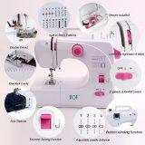Vof Precios baratos portátiles multifunción máquinas de coser puntadas con Usha y precio (FHSM-508)