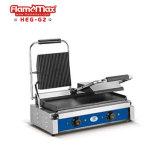 最もよい製品のテーブルの上のグリドル機械焦げ付き防止のPaniniの接触のグリル