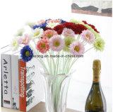 Nuovi fiori del crisantemo della margherita della seta artificiale di produzione con differenti colori