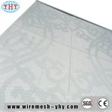 Griglia perforata dell'altoparlante della maglia del metallo dello schermo con l'alta qualità