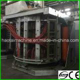 De horizontale Fabrikant van de Machine van het Ononderbroken Afgietsel van de Staaf van het Brons van 10mm~300mm