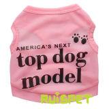 작은 개 조끼 애완 동물 착용 강아지 의복