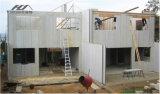 El panel de pared prefabricado de la decoración de la casa para la casa modular
