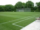サッカーの草(SE50F9)のための耐久のPEの単繊維の人工的な草