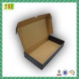Caixa de empacotamento do encarregado do envio da correspondência do ofício feito sob encomenda/papel ondulado