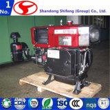 바다 농업 4 치기 또는 펌프 또는 선반 Handcranking 또는 채광 Water-Cooled 단 하나 실린더 디젤 엔진