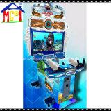 """55의 """" LCD 유령 분대 실내 위락 공원 아케이드 장치 게임"""