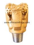 IADC535 6 bits de 3/4 de '' de rolo Tricone da rocha TCI para o poço