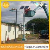 Energieeinsparung drei Jahre Solar-LED Straßenlaterne-der Garantie-