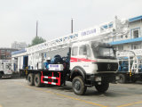 Горячие продажи Core вращающийся смонтированные на грузовиках водяных скважин буровой установки
