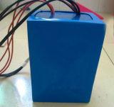 Pacchetto della batteria di ione di litio di capacità elevata 12volt 50ah per l'indicatore luminoso di via solare