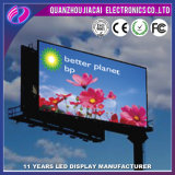 Tablilla de anuncios de LED de la publicidad al aire libre P10