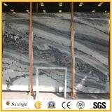 Hintergrundbeleuchtung-Flussweißer Onyx für Hintergrund-Wand-/Fußboden-Fliesen