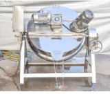 bouilloire revêtue Heated électrique de 100L 200L 300L avec de l'émulsifiant