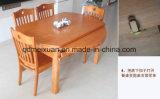 Твердый деревянный обеденный стол (M-X2635)