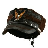 La police recouvre/chapeau de marine/chapeau militaire