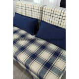 Комната мебели Foshan живущий вытягивает вне кровать софы ткани