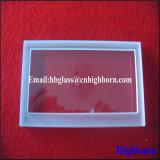 Il materiale di GE personalizza la lastra di vetro del quarzo del silicone della scaletta