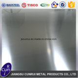 De het opgepoetste 0.5mm Blad/Plaat van het Roestvrij staal 316ti