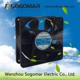 4 Zoll Gleichstrom-schwanzloser Ventilator 12V 24V 48V für das Abkühlen