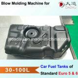 Equipamento moldando do sopro para 6 camadas do depósito de gasolina do plástico