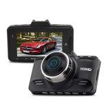 Registratore di guida di veicoli da 2.7 pollici con il video grandangolare di parcheggio di visione notturna di HD